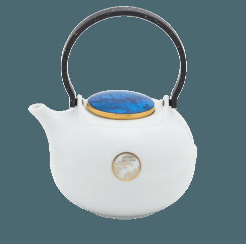 $655.00 Japanese Tea Pot Blue