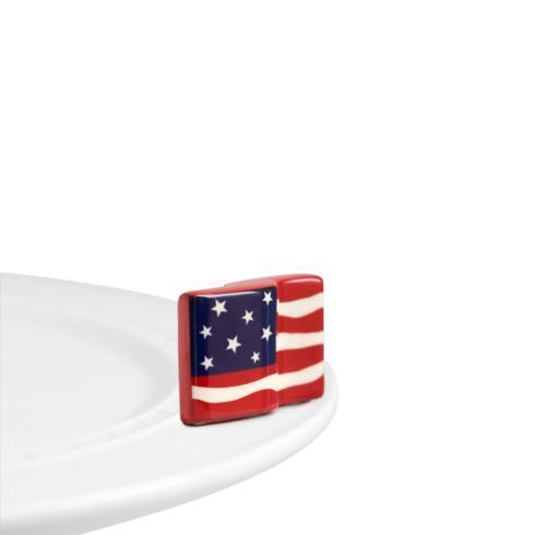 $14.50 American Flag Mini