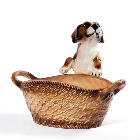 $183.00 Beagle with Basket