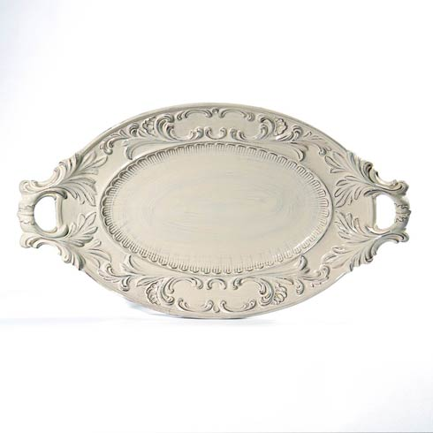 $84.00 Oval Platter with Handles