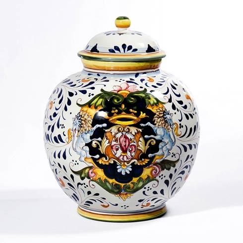 $376.00 Lion Jar