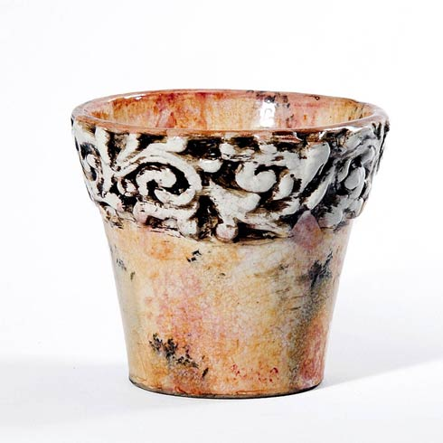 $44.00 Light Coral Planter