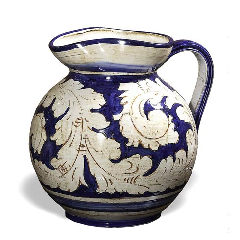 $337.00 Blue Large Pitcher