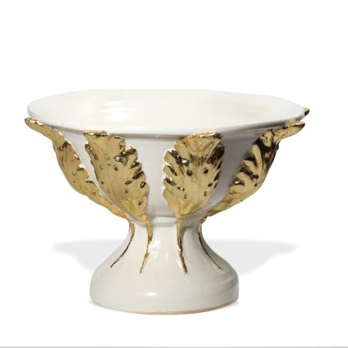 $385.00 Oro footed bowl