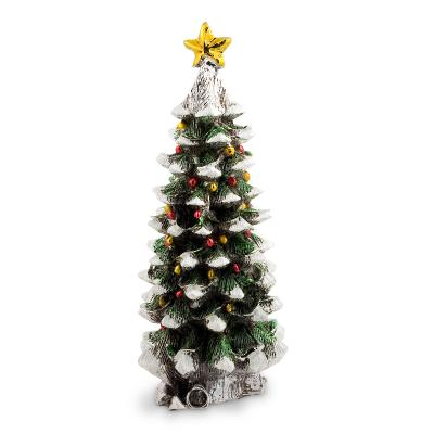 $546.00 Silver Christmas tree with star