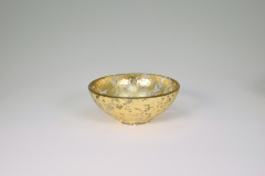 "Tamara Childs   5"" Wabisabi Bubble Bowl $40.00"