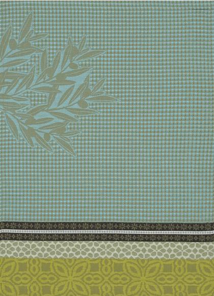 $19.00 Alpilles Hand Towel - Green