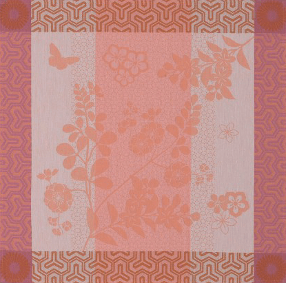 Asia Mood Dinner Napkin - Tea Pink  collection with 1 products