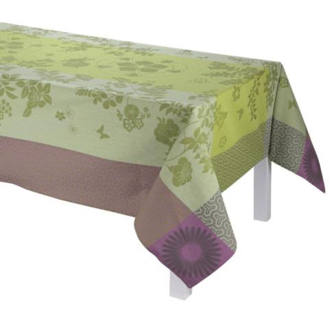 $169.00 Asia Mood Tablecloth - Almond 59x59