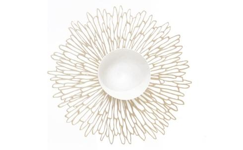 Chilewich   Bloom Placemat - Champagne $10.50