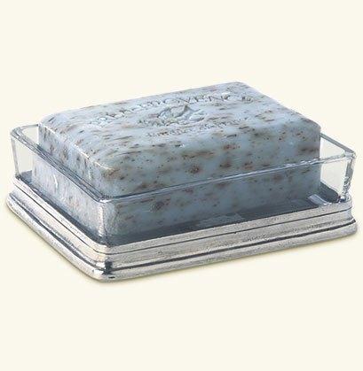 Match  Bath Soap/Butter Dish $95.00
