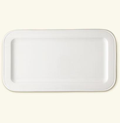 Ceramic Rectangular Tray
