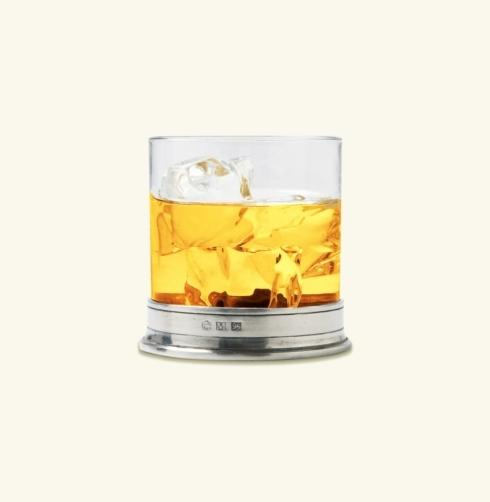 Match  Barware Double Old Fashion Glass $75.00