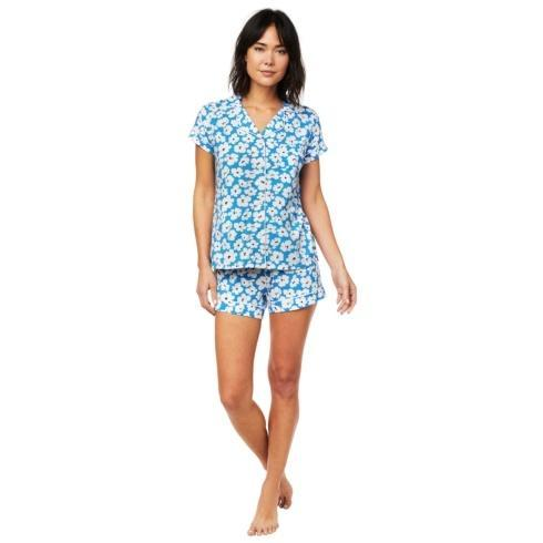 Harper Short PJ Knit Set collection with 4 products