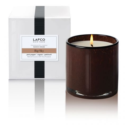 Lafco  Candles Ranch House/Big Sky Candle 15.5 oz $65.00