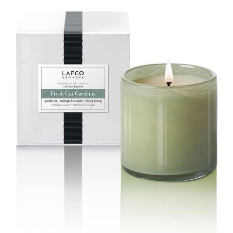 Lafco  Candles Living Room/Fresh Cut Gardenia Candle 15.5 oz $65.00