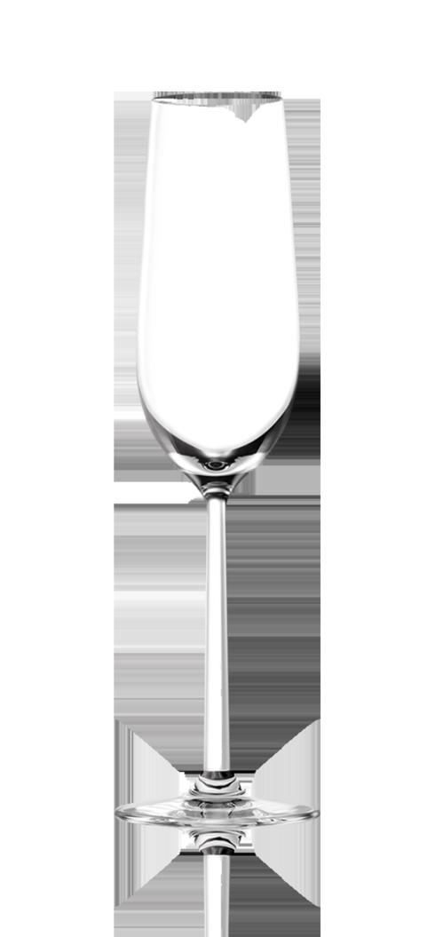 Ivy Cottage Exclusives  Lancaster Champagne Flute - Set of 4 $54.99