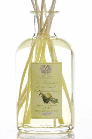 Antica Farmacista  Lemon, Verbena, & Cedar Diffuser - 100mL $68.00