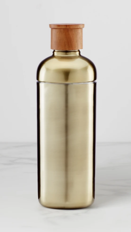 Lenox  Cocktail Party Collection Cocktail Shaker - Brushed Gold $59.95