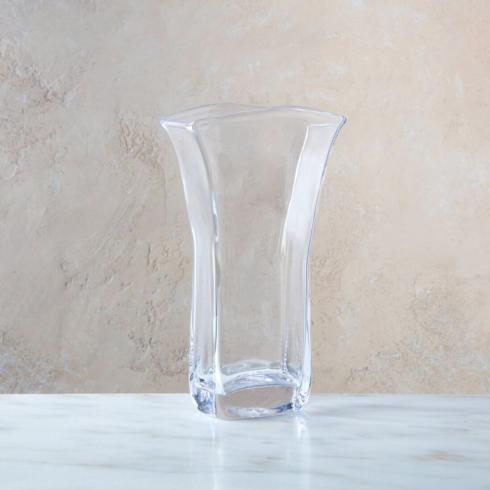 Simon Pearce  Weston Large Rectangular Flare Vase $170.00