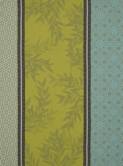 Luberon Tea Towel - Green  collection with 1 products