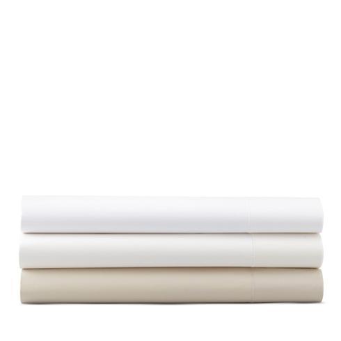 Matouk  Luca King Fitted Sheet - White $225.00