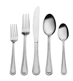 $67.00 Perla - 5 Piece Place Setting