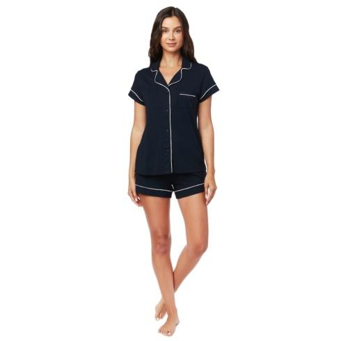 Midnight Short PJ Knit Set - Small collection with 3 products