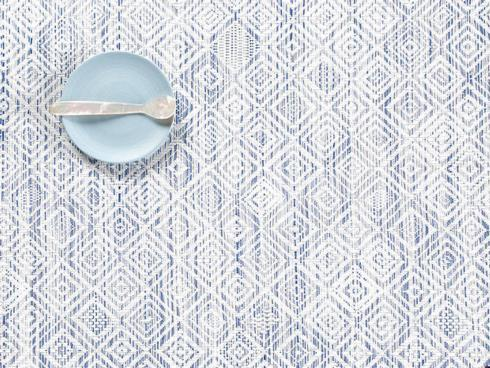 Mosaic Placemat - Blue