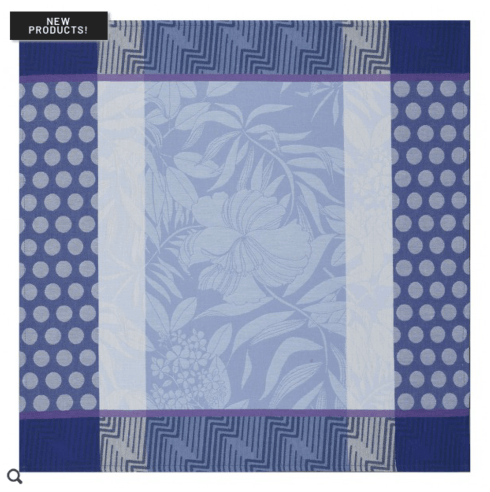 Nature Urbaine Dinner Napkin - Electric collection with 1 products
