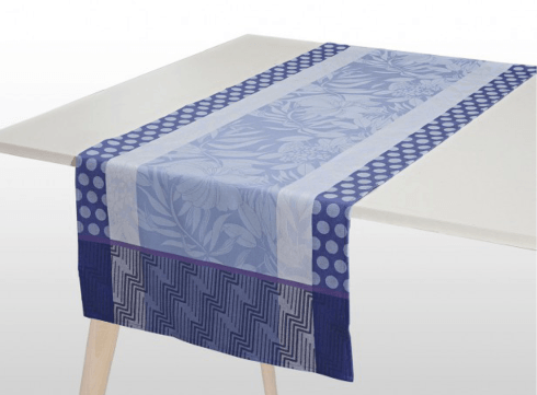 $90.00 Nature Urbaine Table Runner - Electric