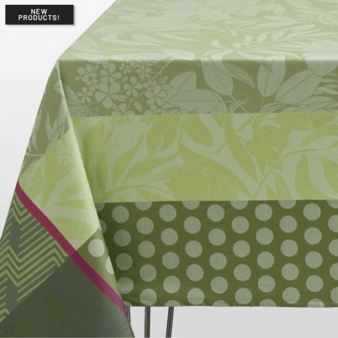$219.00 Nature Urbaine Tablecloth - Green 69x69