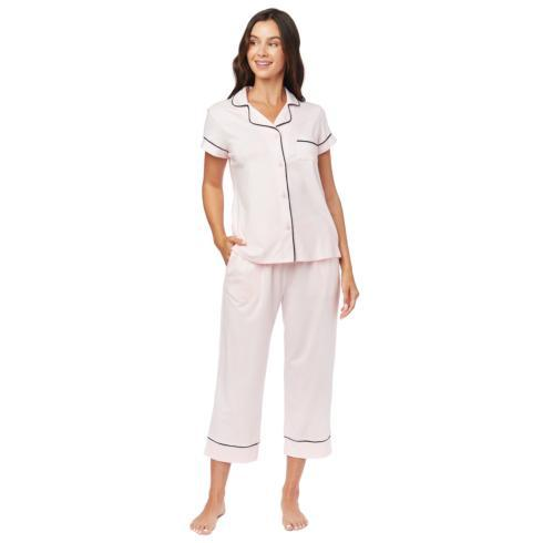 Pink Moment Capri  PJ Set