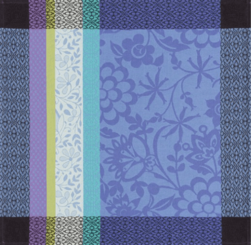 Provence Dinner Napkin - Lavender Blue collection with 1 products