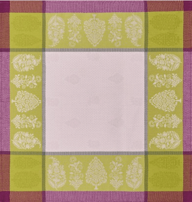 Sari Dinner Napkin - Pink collection with 1 products