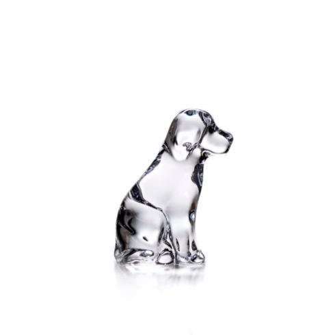 Simon Pearce  Gifts Dog in Gift Box $130.00