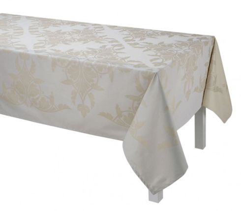 Syracuse Tablecloth - Beige 59x59 collection with 1 products