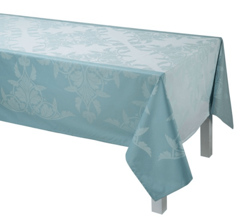 $219.00 Syracuse Tablecloth - Aqua 69x69