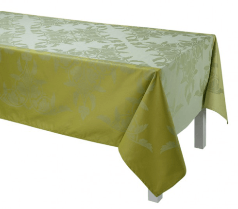 Syracuse Tablecloth - Green 59x59 collection with 1 products