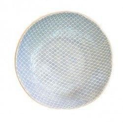 Terrafirma  Opal Centerpiece Bowl - Taj $234.00