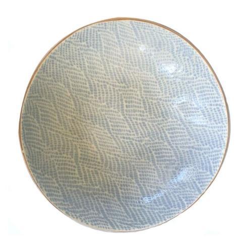 Terrafirma  Opal Medium Serving Bowl - Braid $154.00