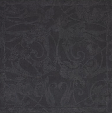 Tivoli Dinner Napkin - Onyx collection with 1 products