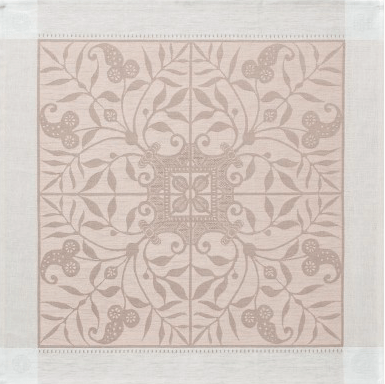 Venezia Dinner Napkin - Ash Beige collection with 1 products
