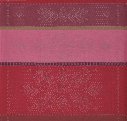 Vent d'ouest Dinner Napkin - Strawberry collection with 1 products
