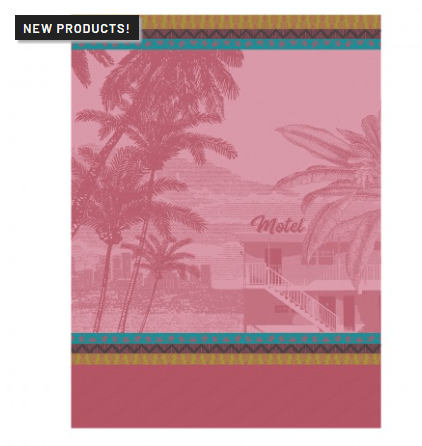 Voyage en Californie Tea Towel - Candy collection with 1 products