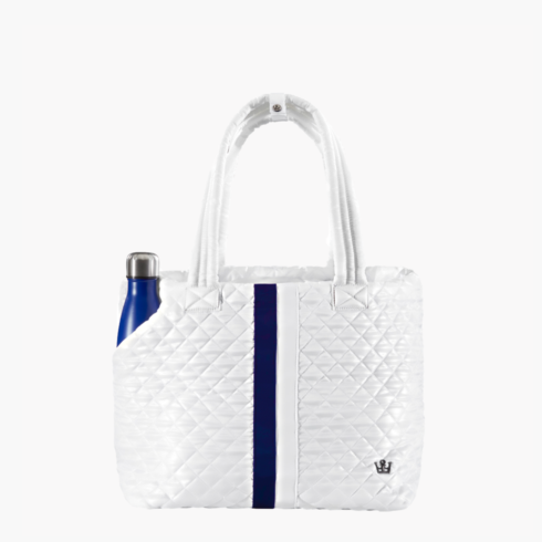 White with Navy Stripe collection with 1 products