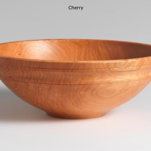 "$295.00 Willoughby 17"" Cherry Bowl"