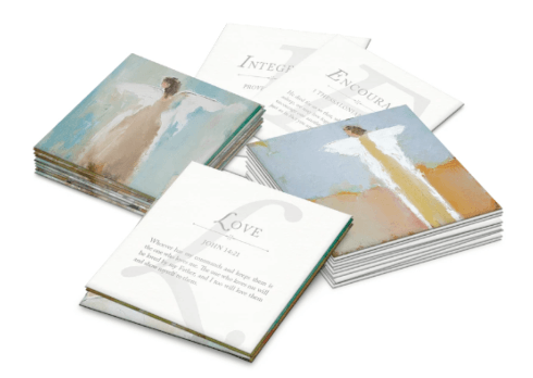 A-Z Scripture Cards collection with 1 products