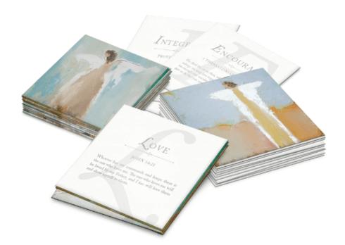 Anne Neilson   A-Z Scripture Cards $20.00
