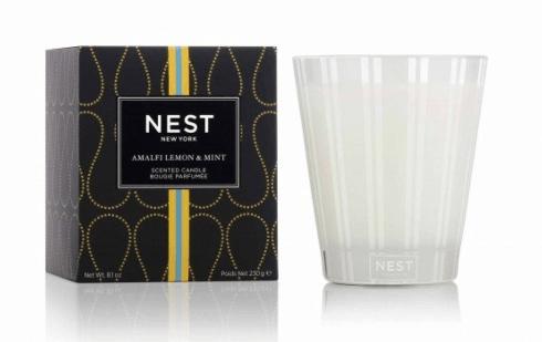 Nest Fragrances  Amalfi Lemon & Mint Classic Candle 8.1 oz $44.00